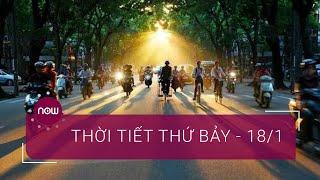 Thời tiết cuối tuần: Nơi mưa rét, nơi ấm áp | VTC Now