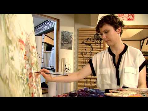 JB's Journal - Latvian artist Dace Lucia Kidd