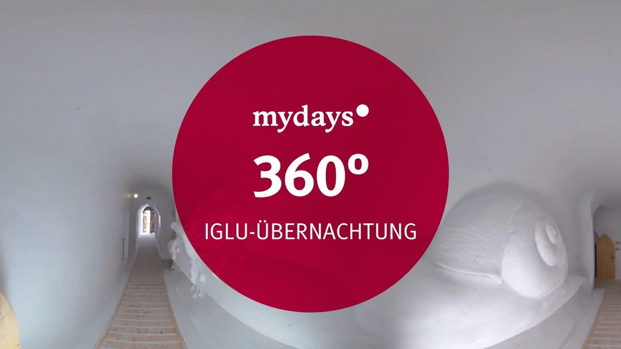 Iglu Dorf In 360 Mydays De