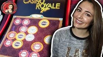 James Bond Casino Royale Slot Machine Wins | $18 BET