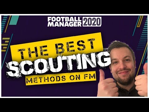 FM20 Guide | How To Scout & Find Players In Football Manager 2020