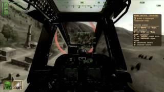 ARMA 2 Operation Arrowhead | PC Apache Gameplay | HD 5830 [HD 720p]