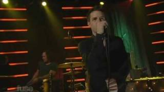 The Killers-  Losing Touch Live FUSE 2008