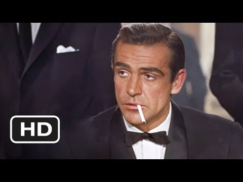 Dr. No Movie CLIP - Bond, James Bond (1962) HD