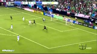CONCACAF Gold Cup   Cuba 0 5 Mexico   Highlights 9 6 2011