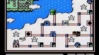 Super Mario Bros 3. Warpless speedrun (54:51)