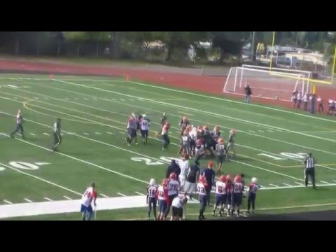 Pacific Highway Chargers vs Puget Sound Lancers (Highline Classic) 2015