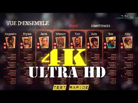 0052 - Test Rapide _ Dead in Bermuda [ Lord Mystirio ] | STEAM, 4K UltraHD |
