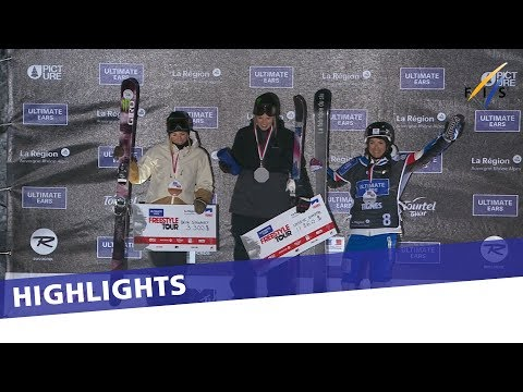 Cassie Sharpe claims victory and World Cup title in Tignes Ski Halfpipe | Highlights