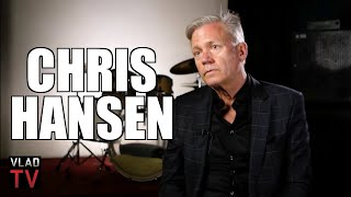 """Chris Hansen on """"To Catch a Predator"""" Suspect Committing Suicide, Doesn't Feel Bad (Part 5)"""