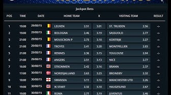 How to Place SportPesa Bet online - How To Win SportPesa Jackpot Games