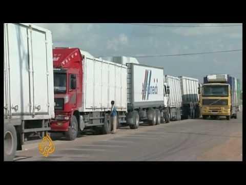 "Concerns over Gaza blockade ""ease"""