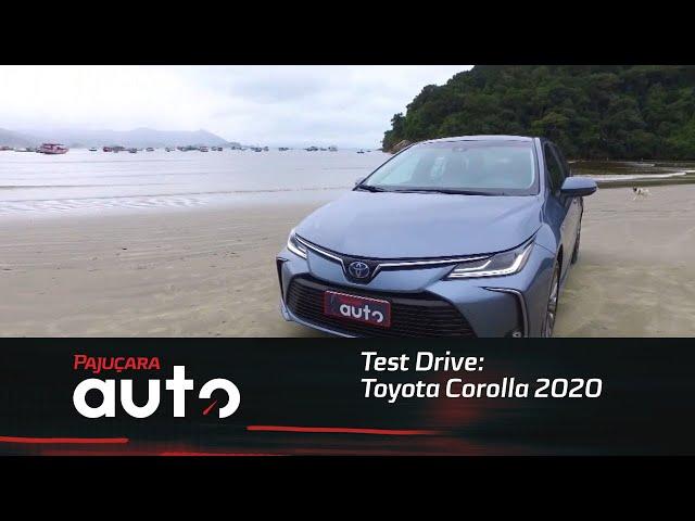 Test Drive: Toyota Corolla 2020