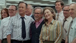 'The Post' Behind The Scenes