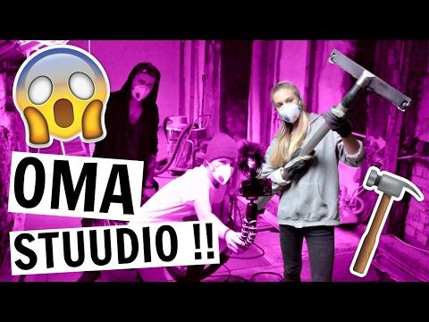 MEIE OMA FILMISTUUDIO !!! #eestiyoutuberid