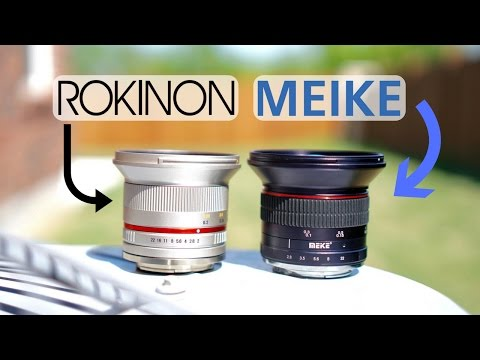 Rokinon vs Meike: The 12mm Comparison