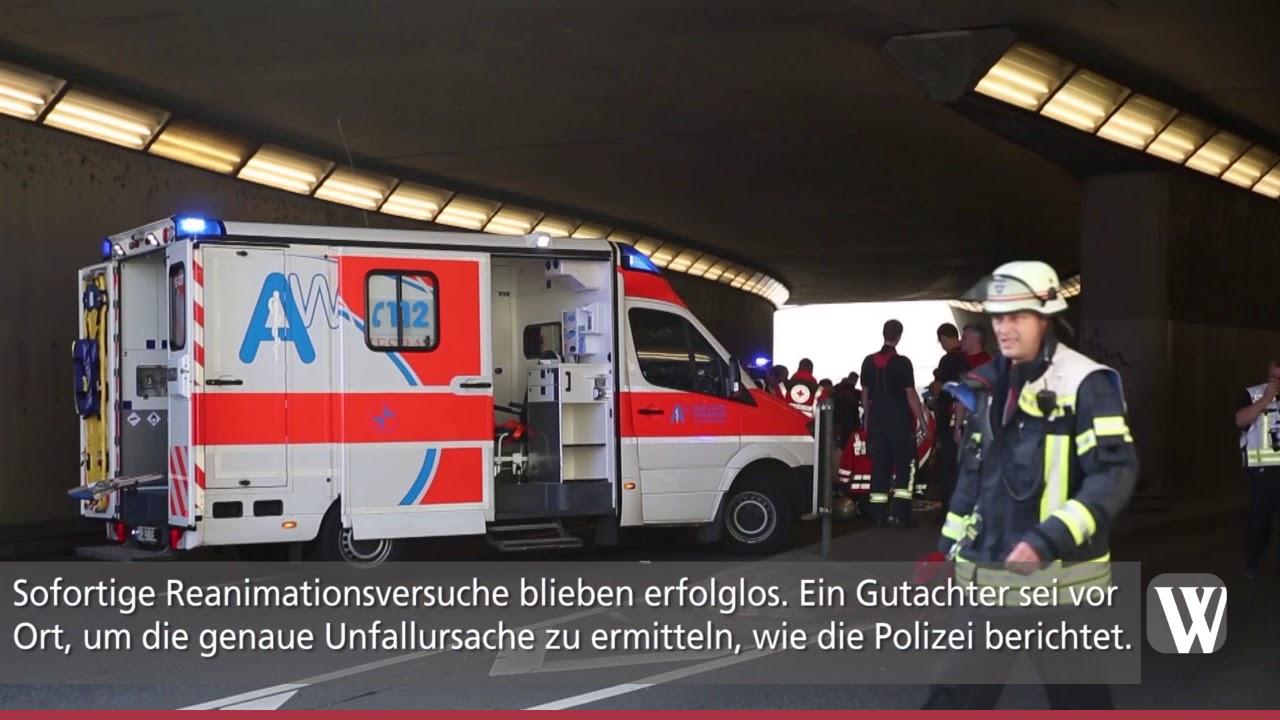 Wiesbaden Unfall