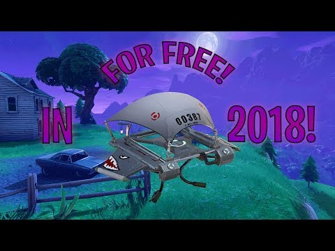 HOW TO GET THE MAKO GLIDER ON FORTNITE FOR FREE IN 2018!! (SEASON 1)