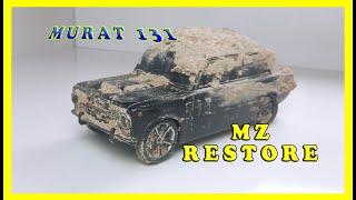 Restorasyon  Murat 131  Gitt  Opet Arabası   Yenilemesi
