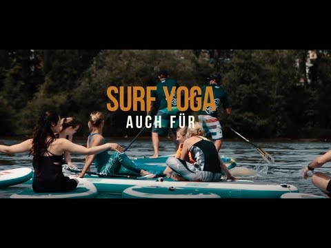 Amiga Surf Yoga & SUP Frankfurt | by DNP Media