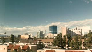 Vegas time lapse