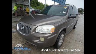 Used BUICK TERRAZA For Sale in USA, Worldwide Shipping