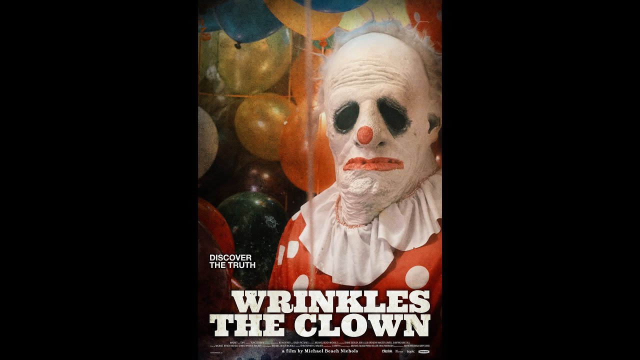 Wrinkles The Clown Movie Review Andiee Paviour Nobody S Reading This But Me