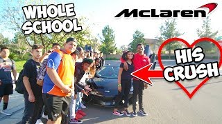 picking-up-my-angry-little-cousin-from-high-school-in-a-2020-mclaren-he-has-a-crush-now