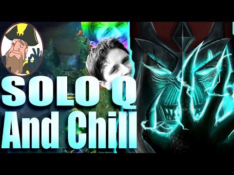 Tobias Fate - SoloQ And Chill FULL MAGIC PEN KARTHUS, Tobias ON A Date?! | League of Legends