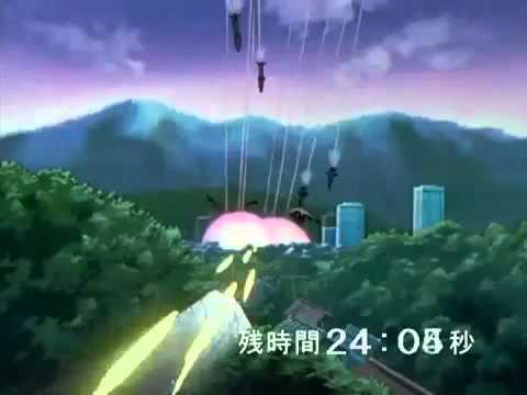 Neon Genesis Evangelion Synchronized Attack