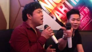 Quang lê hát karaoke của quang lê