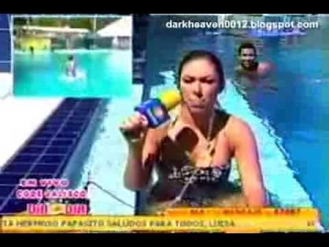 Astrid Perez en bikini de Qpokar