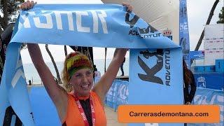 Sofía García Bardoll, del k42 Mallorca al Mundial Skyrunning 2016.  Entrevist