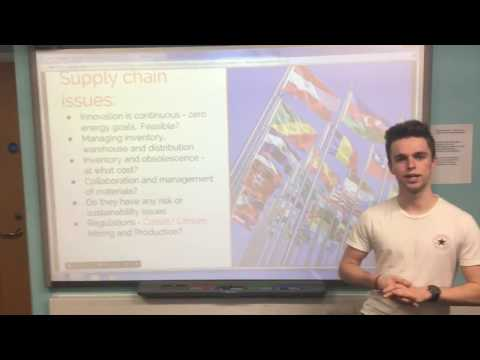 Supply Chain Management Tesla