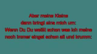 Adamo Ein kleines Glück mh [karaoke] [karaoke]