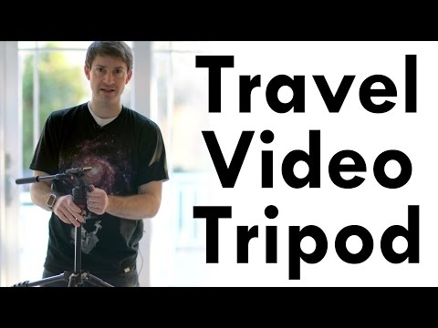 Travel Video Tripod Review: Manfrotto BeFree Live