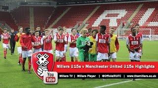 Rotherham United U15