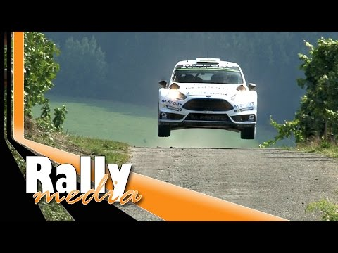 WRC Rallye Deutschland 2015 - Flat Out! - Best Of By Rallymedia