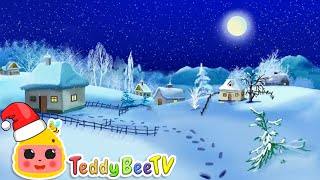 SILENT NIGHT Christmas LULLABY for BABIES to go to SLEEP  Sleep Baby music, Bedtime music