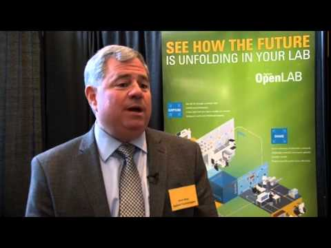 David Heiger, Informatics Sales Director, Agilent Technologies, Summary