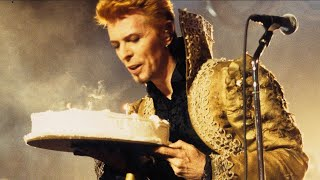 David Bowie | Gail Ann Dorsey sings 'Happy Birthday To You' | Madison Square Garden | 8 January 1997