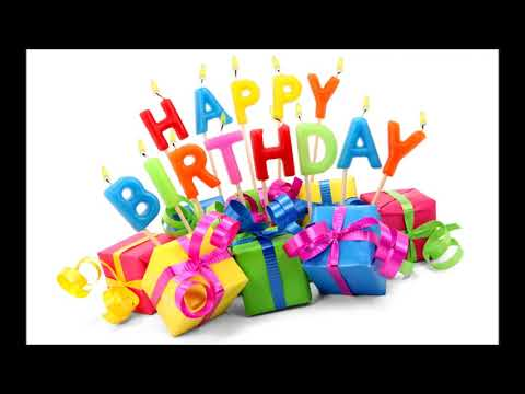 Happy Birthday Song Download Audio Free Mp3