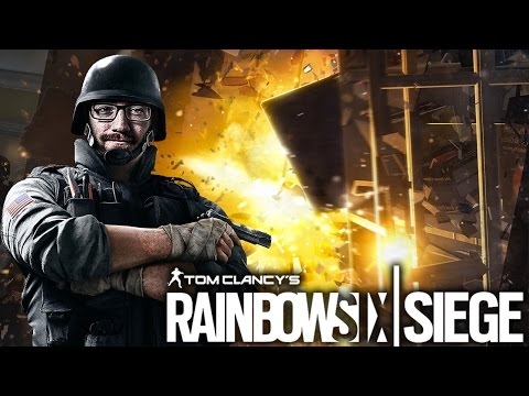 THEY THINK I'M HACKING | RAINBOW SIX SIEGE