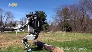 Boston Dynamics Running Robot Could Put Us One Step Closer to a Robot Olympics