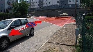 Jedź bezpieczne odc. 704 (parkowanie obok Radia Kaszëbë w Gdyni, rondo bez zawracania w Krakowie)
