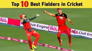 Top 10 Super Fielders in Cricket History || Superman Fielding Efforts || By The Way