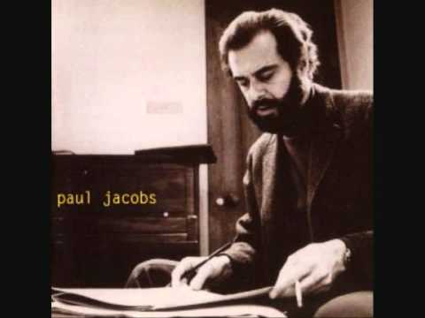 William Bolcom 'Graceful Ghost' Rag - Paul Jacobs, piano