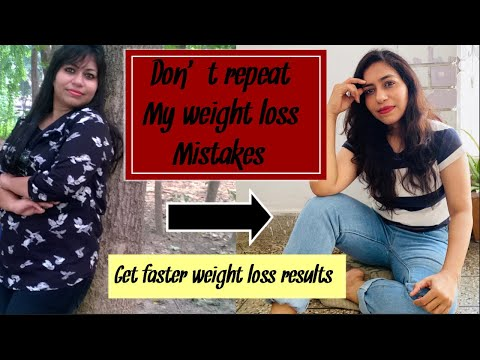 5-weight-loss-mistakes-to-avoid-|-how-to-lose-weight-fast-|-azra-khan-fitness