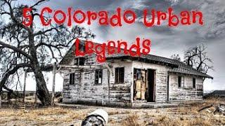 Creepy Colorado Stories Legends