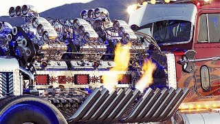 10 Badass TRUCKS you wish you had